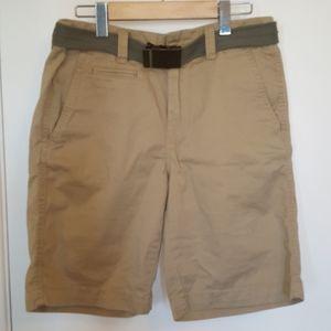 Arizona Jeans cotton men's beige casual shorts
